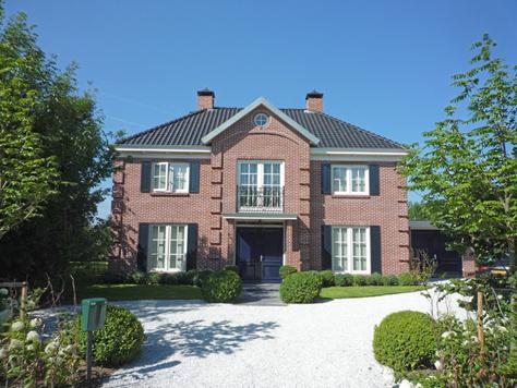 Voorbeelden nieuwbouw poortinga bouw for Afbeelding van moderne huizen